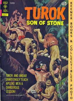 Image for Turok Son Of Stone (The Imitators -- Vol. 1 No. 77, March 1972)
