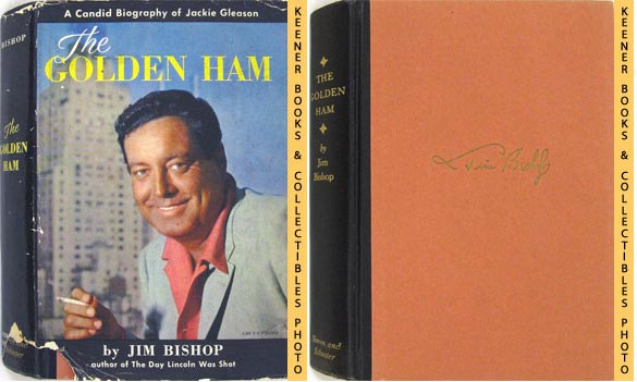 Image for The Golden Ham (A Candid Biography Of Jackie Gleason)