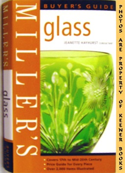 Image for Miller's Glass Buyer's Guide