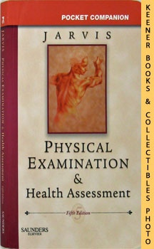 Image for Physical Examination & Health Assessment : Jarvis Pocket Companion Series