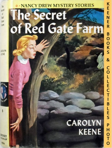 Image for The Secret Of Red Gate Farm: Nancy Drew Mystery Stories Series