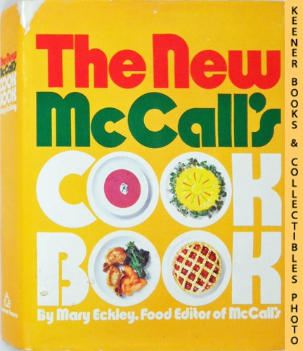 Image for The New McCall's Cook Book / Cookbook : Yellow Dustjacket Edition