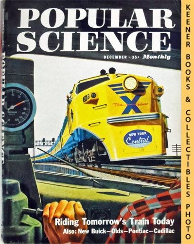 Image for Popular Science Monthly Magazine, December 1956 (Vol. 169, No. 6) : Mechanics - Autos - Homebuilding