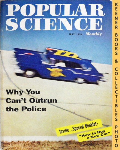 Image for Popular Science Monthly Magazine, May 1957 (Vol. 170, No. 5) : Mechanics - Autos - Homebuilding