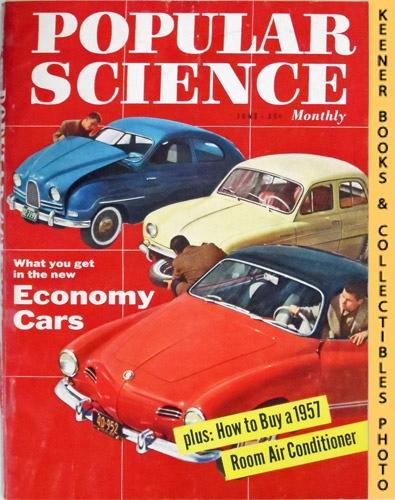 Image for Popular Science Monthly Magazine, June 1957 (Vol. 170, No. 6) : Mechanics - Autos - Homebuilding