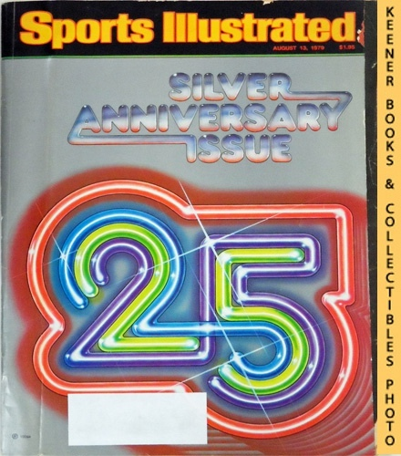 Image for Sports Illustrated Magazine, August 13, 1979 (Vol 51, No. 7) : Silver Anniversary Issue