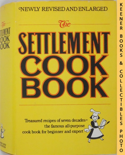 Image for The Settlement Cook Book : Book Club Edition (BCE) - Third Edition