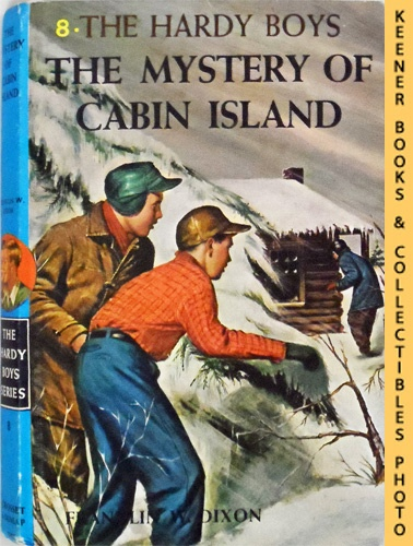 Image for The Mystery Of Cabin Island: The Hardy Boys Mystery Stories Series