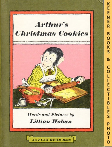 Image for Arthur's Christmas Cookies: An I CAN READ Book, Level 2 Book: An I CAN READ Book Series