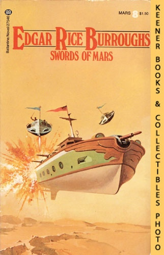 Image for Swords of Mars: John Carter Of Mars Series
