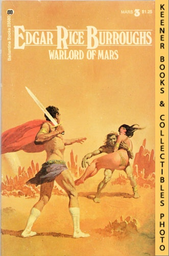 Image for The Warlord of Mars: John Carter Of Mars Series