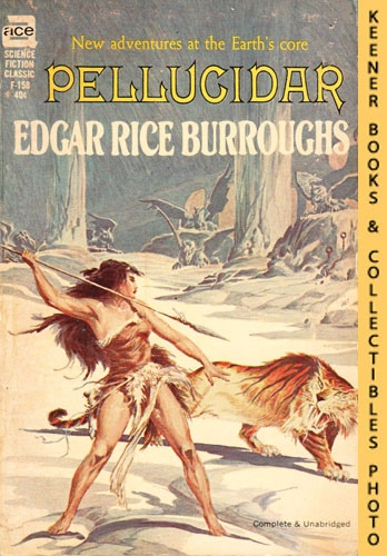 Image for Pellucidar: F-158 : New Adventures At The Earth's Core