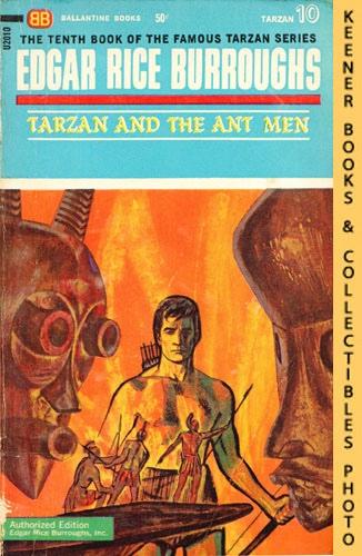 Image for Tarzan And The Ant Men: U2010: Tarzan 10: The Famous Tarzan Series by Edgar Rice Burroughs Series