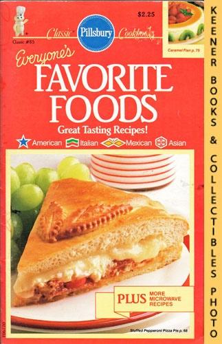 Image for Pillsbury Classic No. 85: Everyone's Favorite Foods: Pillsbury Classic Cookbooks Series