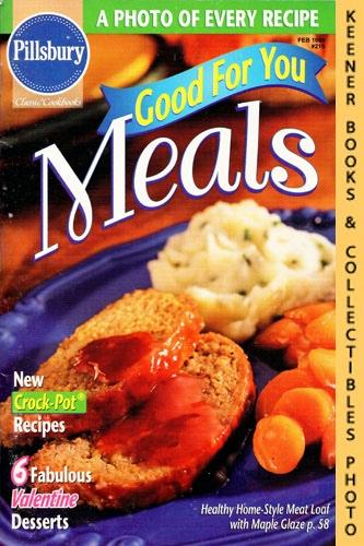 Image for Pillsbury Classic #216: Good For You Meals: Pillsbury Classic Cookbooks Series