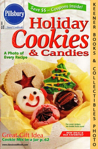 Image for Pillsbury Classic #249: Holiday Cookies & Candies: Pillsbury Classic Cookbooks Series