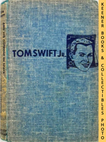 Image for Tom Swift And His Outpost In Space : The New Tom Swift Jr. Adventures #6: Blue Tweed Boards - The New Tom Swift Jr. Adventures Series