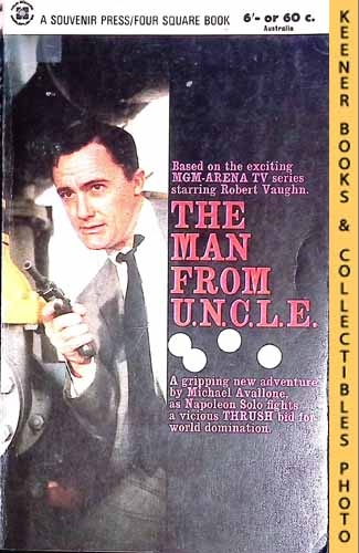 Image for The Man From U.N.C.L.E. : UK Edition, No. 1: Man From UNCLE / U.N.C.L.E. Series