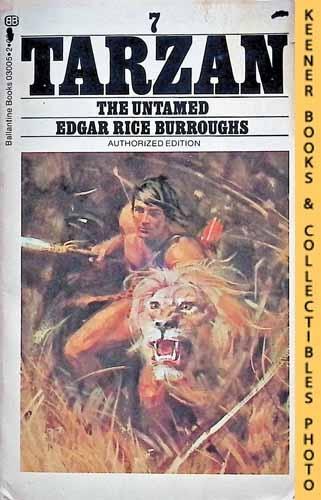 Image for Tarzan The Untamed: Tarzan Books Series