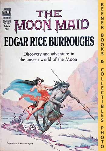 Image for The Moon Maid : Ace 53705 -- Ace SF Classic G-745